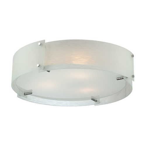 Lite Source Lighting Lite Source Lighting Flushmount Light LS-5420C/FRO