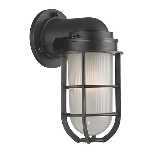 Hudson Valley Lighting Hudson Valley Lighting Carson Old Bronze Sconce 240-OB