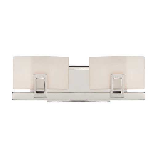 Savoy House Savoy House Lighting Andover Polished Nickel Bathroom Light 8-451-2-109