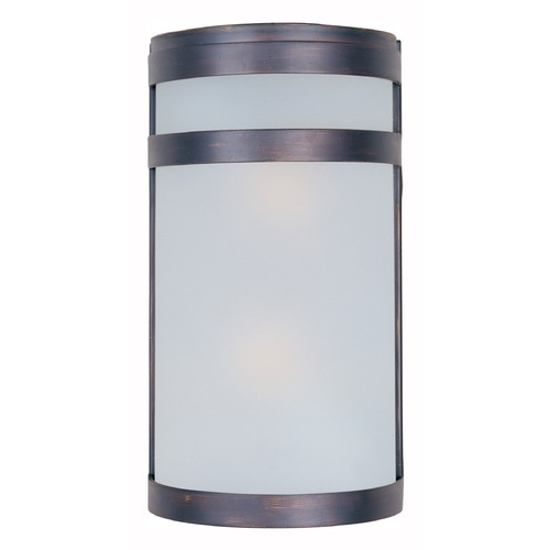Maxim Lighting Maxim Lighting Arc LED Oil Rubbed Bronze LED Outdoor Wall Light 56006FTOI