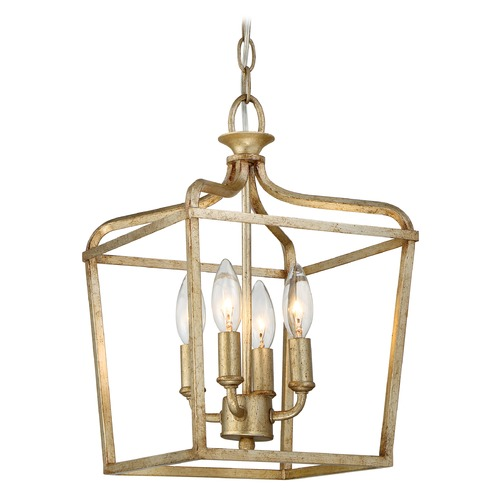 Minka Lavery Minka Lighting Laurel Estate Brio Gold Pendant Light 4445-582
