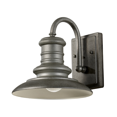 Feiss Lighting Outdoor Wall Light in Tarnished Finish OL8600TRD
