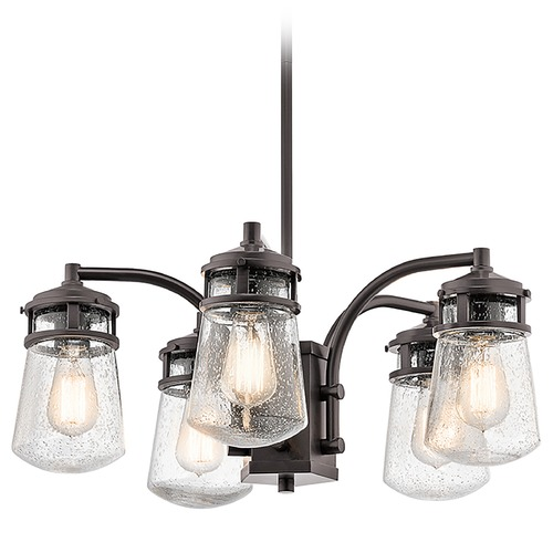 Kichler Lighting Kichler Lighting Lyndon Outdoor Hanging Light 49498AZ