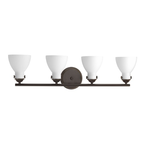 Progress Lighting Progress Lighting Fuller Antique Bronze Bathroom Light P2774-20