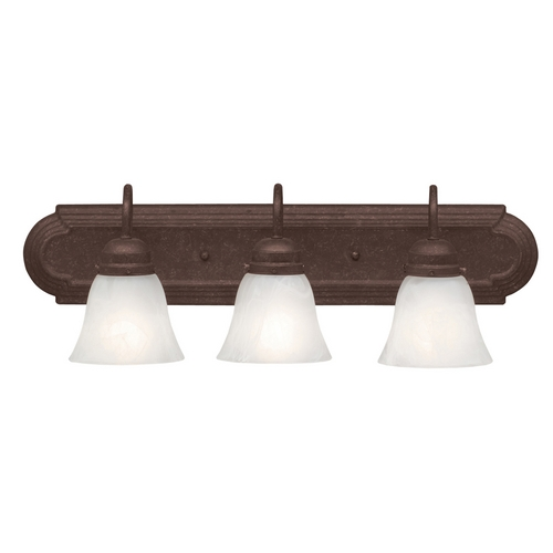 Kichler Lighting Kichler Bathroom Light in Bronze Finish 5337TZ