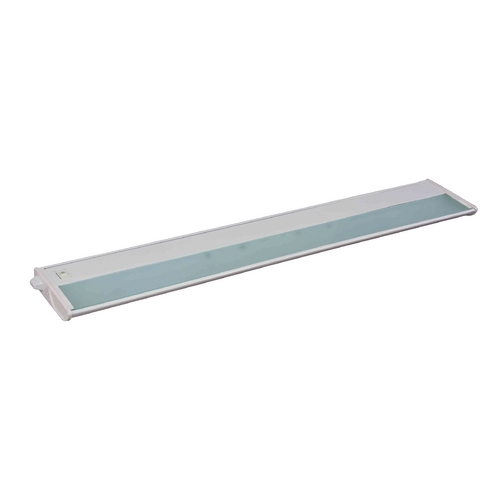 Maxim Lighting Maxim Lighting Countermax Mx-X12 White 30-Inch Linear Light 87863WT