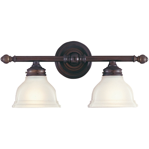 Feiss Lighting Two-Light Bathroom Light VS7702-ORB