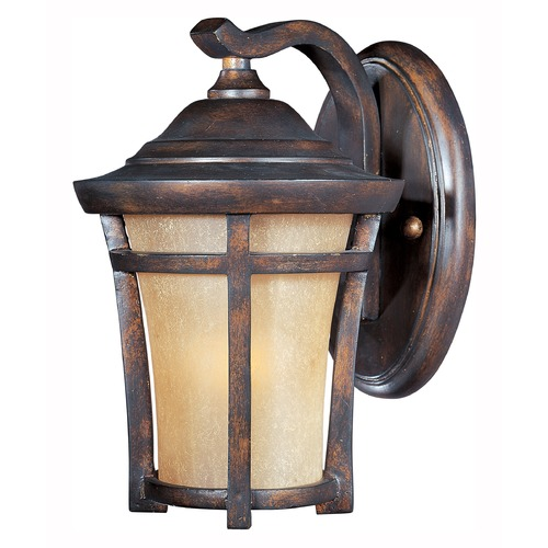 Maxim Lighting Maxim Lighting Balboa Vx LED Copper Oxide LED Outdoor Wall Light 55162GFCO
