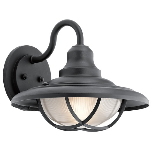 Kichler Lighting Kichler Lighting Harvest Ridge Outdoor Wall Light 49693BKT