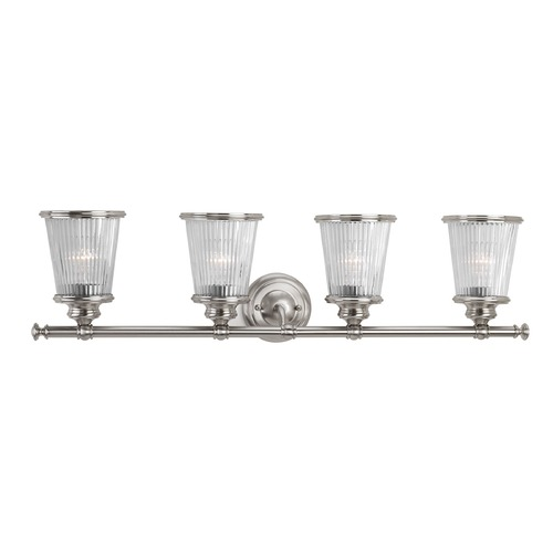 Progress Lighting Progress Lighting Radiance Brushed Nickel Bathroom Light P2172-09