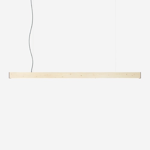 AlexAllen Studio 2 X 4 6' Natural Wood Pendant  2X4P 72 01 02_DI27