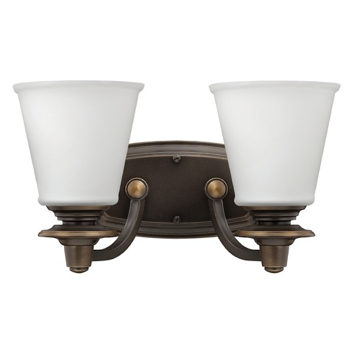 Hinkley Lighting Hinkley Lighting Plymouth Olde Bronze Bathroom Light 54262OB