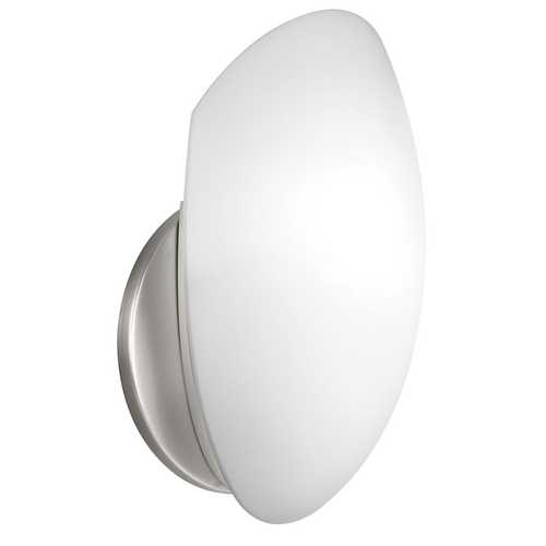 Kichler Lighting Kichler Modern Sconce Wall Light in Brushed Nickel Finish 6521NI
