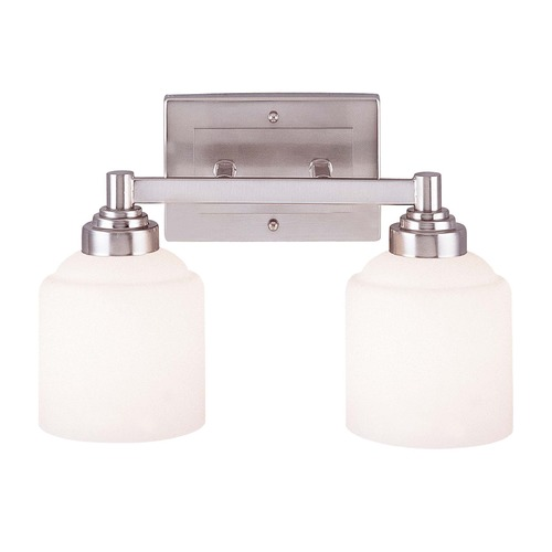 Savoy House Savoy House Pewter Bathroom Light 8-4658-2-69