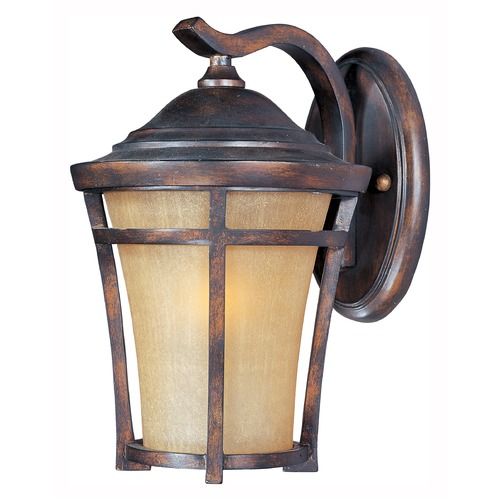Maxim Lighting Maxim Lighting Balboa Vx LED Copper Oxide LED Outdoor Wall Light 55164GFCO