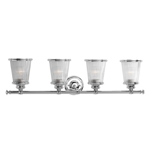 Progress Lighting Progress Lighting Radiance Polished Chrome Bathroom Light P2172-15