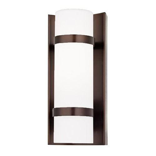Design Classics Lighting Bronze Indoor / Outdoor Wall Light 117-220