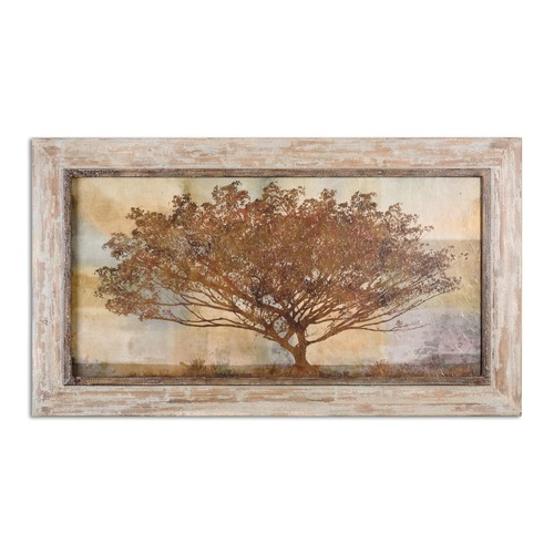 Uttermost Lighting Uttermost Autumn Radiance Sepia Framed Art 51100