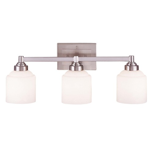 Savoy House Savoy House Pewter Bathroom Light 8-4658-3-69