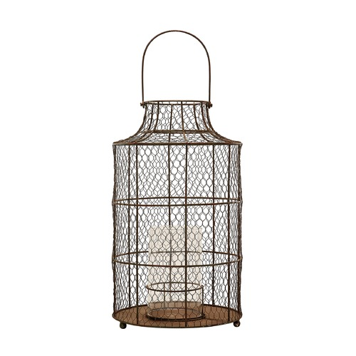Dimond Home Chicken wire Hurricane - Smallall 594040