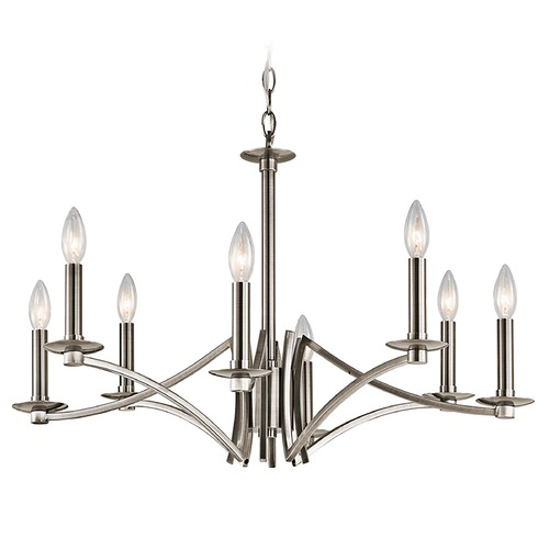Kichler Lighting Kichler Lighting Grayson Chandelier 43907CLP