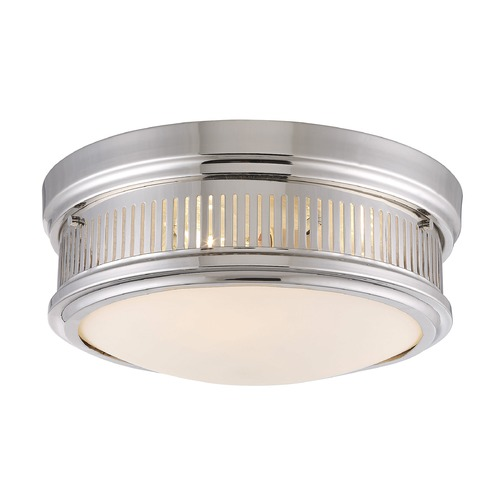 Savoy House Savoy House Lighting Sanford Polished Nickel Flushmount Light 6-3360-15-109