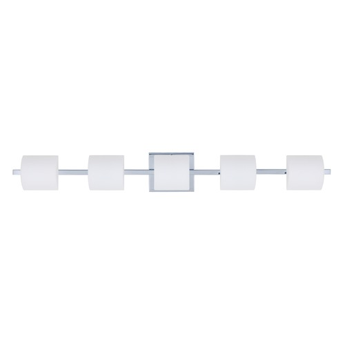 Besa Lighting Besa Lighting Paolo Chrome Bathroom Light 5WS-787307-CR