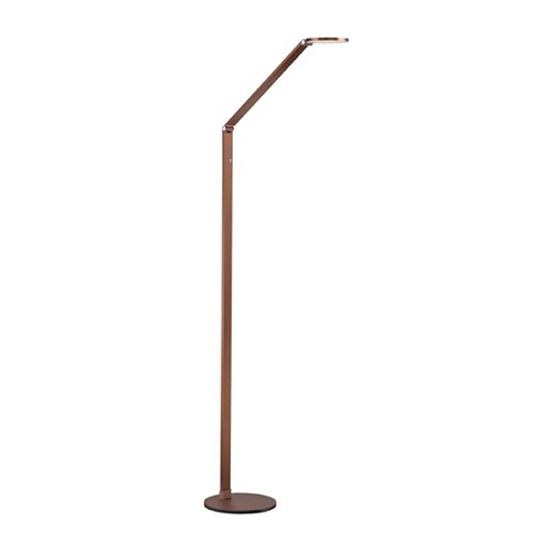 Savoy House Savoy House Lighting Fusion Rose Gold Bronze LED Swing Arm Lamp 4-2020-BZ