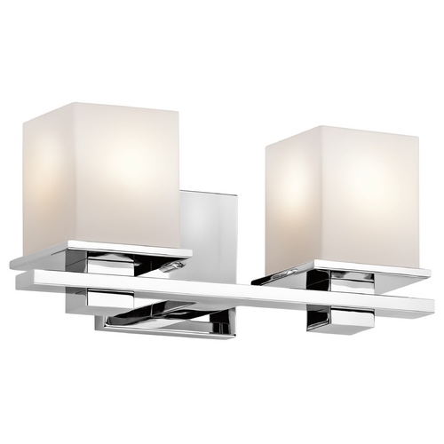Kichler Lighting Kichler Lighting Tully Chrome Bathroom Light 45150CH