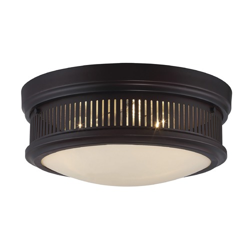 Savoy House Savoy House Lighting Sanford English Bronze Flushmount Light 6-3360-15-13