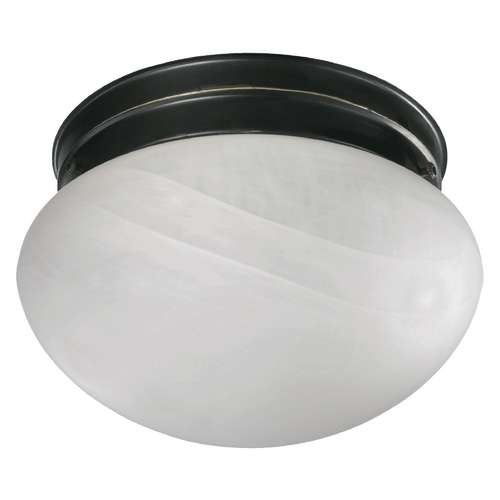 Quorum Lighting Quorum Lighting Old World Flushmount Light 3021-6-95