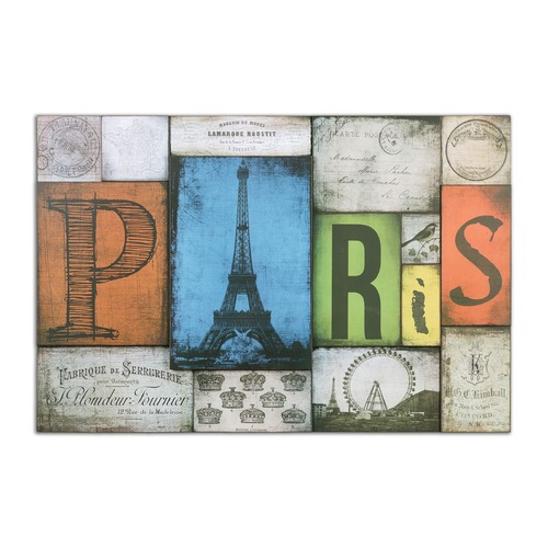 Uttermost Lighting Uttermost All Things Paris Print Art 55014