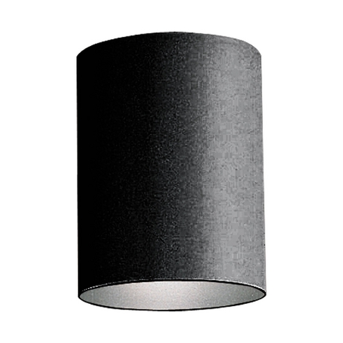Progress Lighting Progress Outdoor Flushmount Ceiling Light in Black Finish P5774-31