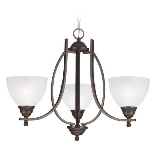 Sea Gull Lighting Sea Gull Lighting Vitelli Autumn Bronze Chandelier 3131403-715