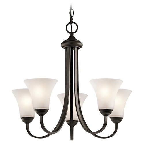Kichler Lighting Kichler Lighting Keiran Olde Bronze Chandelier 43503OZ