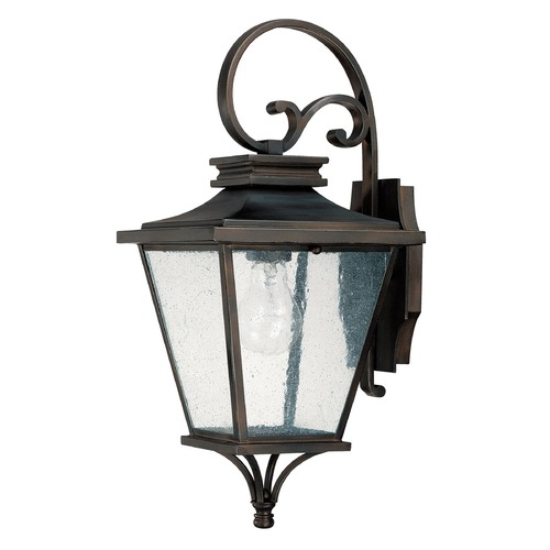 Capital Lighting Capital Lighting Gentry Old Bronze Outdoor Wall Light 9461OB