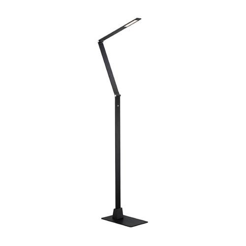 Savoy House Savoy House Lighting Fusion Z Black LED Swing Arm Lamp 4-2021-BK