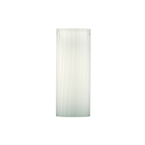 Philips Lighting Etched Cylindrical Glass Shade F5385NV