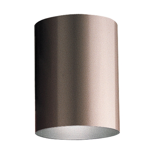 Progress Lighting Progress Lighting Cylinder Antique Bronze Close To Ceiling Light P5774-20
