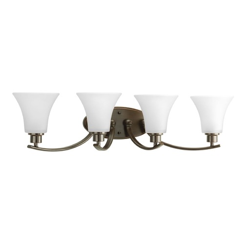 Progress Lighting Progress Lighting Joy Antique Bronze Bathroom Light P2003-20W