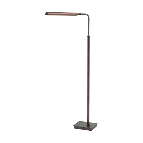 House of Troy Lighting Modern LED Swing Arm Lamp in Chestnut Bronze Finish G300-CHB
