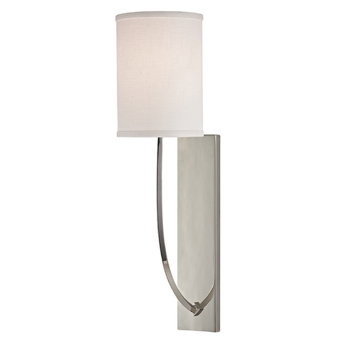 Hudson Valley Lighting Hudson Valley Lighting Colton Polished Nickel Sconce 731-PN