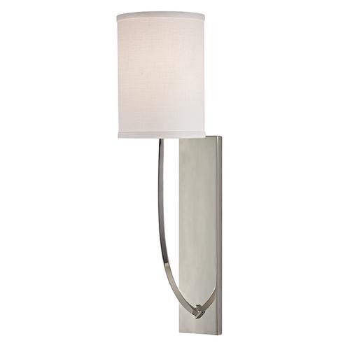 Hudson Valley Lighting Colton Polished Nickel Sconce 731