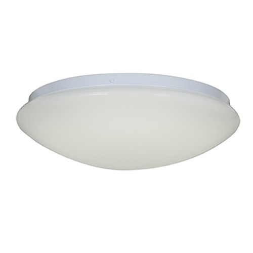 Access Lighting Access Lighting Catch White LED Flushmount Light 20781LEDD-WH/ACR