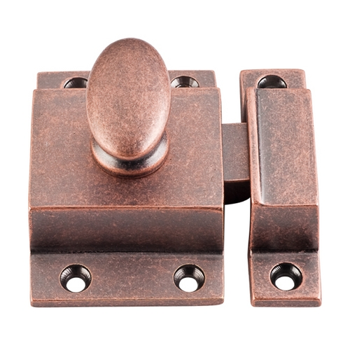 Top Knobs Hardware Cabinet Knob in Antique Copper Finish M1782