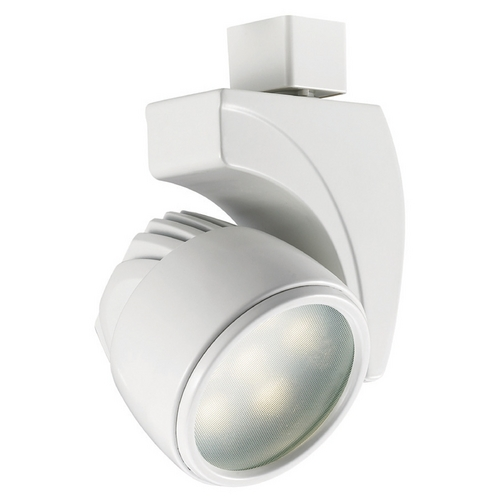 WAC Lighting Wac Lighting White LED Track Light Head L-LED18S-WW-WT