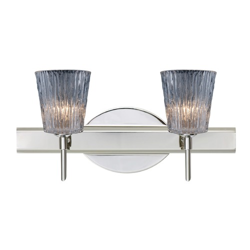 Besa Lighting Besa Lighting Nico Chrome Bathroom Light 2SW-512500-CR