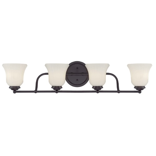 Savoy House Savoy House Lighting Mercer English Bronze Bathroom Light 8-470-4-13