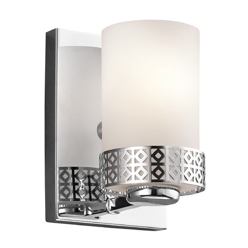 Kichler Lighting Kichler Lighting Contessa Chrome Sconce 45558CH