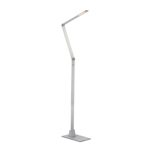 Savoy House Savoy House Lighting Fusion Z Natural Aluminum LED Swing Arm Lamp 4-2021-NA